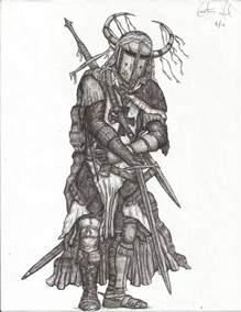 knight drawings