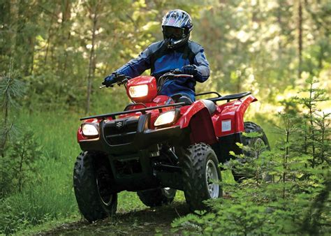 Suzuki 500 4x4 2007 Suzuki Vinson 500 4x4 Auto Picture 153610