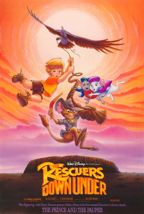 film up e down the rescuers down under movie posters from movie poster shop