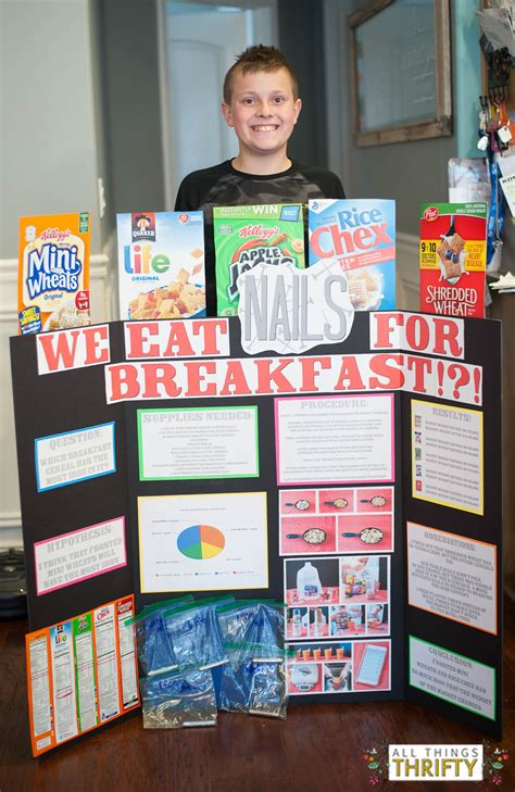 place elementary school science fair project