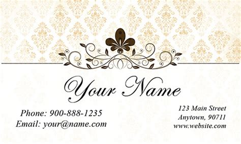white jewelry business card design 1901151
