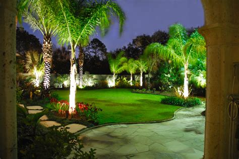 tropical lights outdoor lighting 2 mediterranean landscape new
