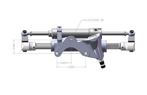 Sweet Rack And Pinion by Sweet Manufacturing Inc