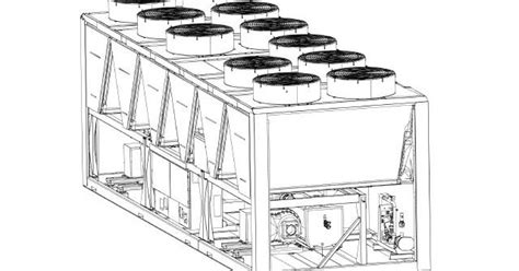 Chiller Service Manual 30xa Air Cooled Liquid Chillers