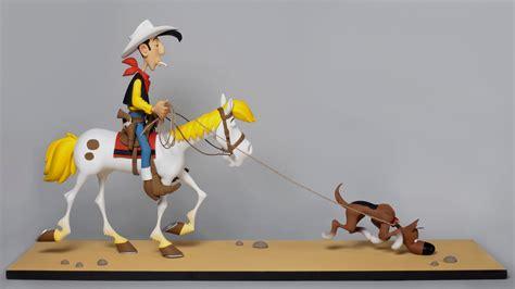 Children S Literature by Lucky Luke Lucky Luke Jolly Jumper Amp Rantanplan Quot Sur La