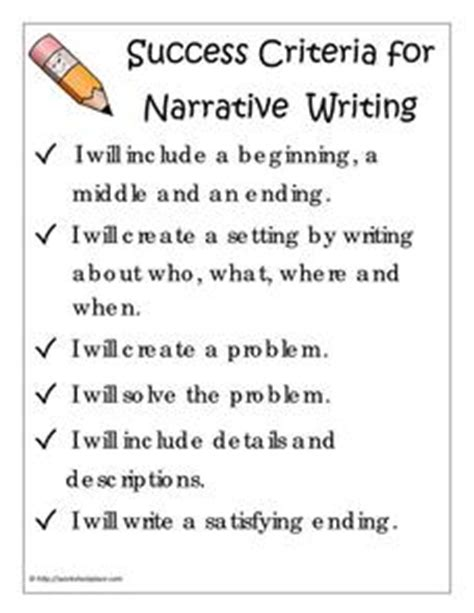 narrative writing template 100 original papers book report worksheet 7th grade