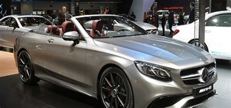 mercedes drop top edition 130 celebrates the history of mercedes in