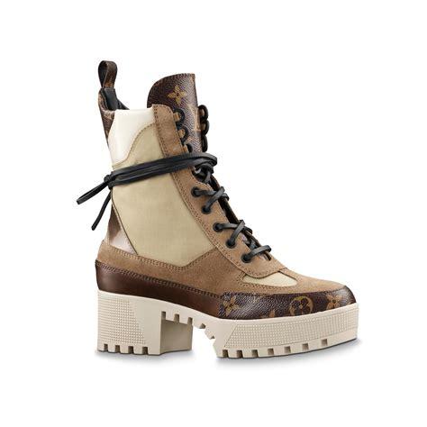 louis vuitton boots for laureate platform desert boot shoes louis vuitton