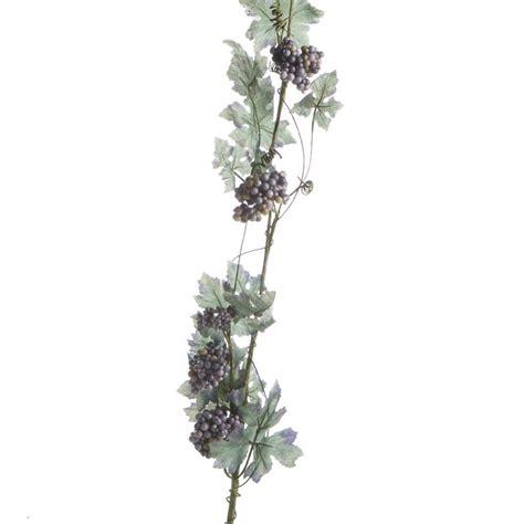 artificial grapevine stem picks and stems floral