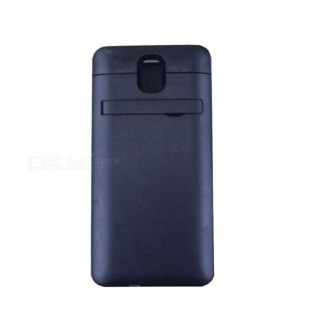 Packing Travel Charger Samsung Galaxy Note 3 Galaxy S4 4200mah external portable battery charger power pack for samsung galaxy note 3 black