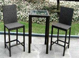 Chocolate bistro set outdoor patio products az patio heaters and
