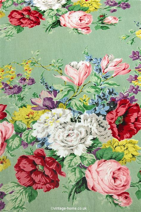 Floral Upholstery Fabric Uk by Best 25 Floral Fabric Ideas On Floral Print Fabric Vintage Floral Fabric And