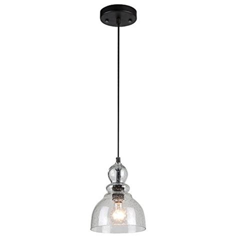 Seeded Glass Industrial Floor L by Westinghouse 6100800 Industrial One Light Adjustable Mini