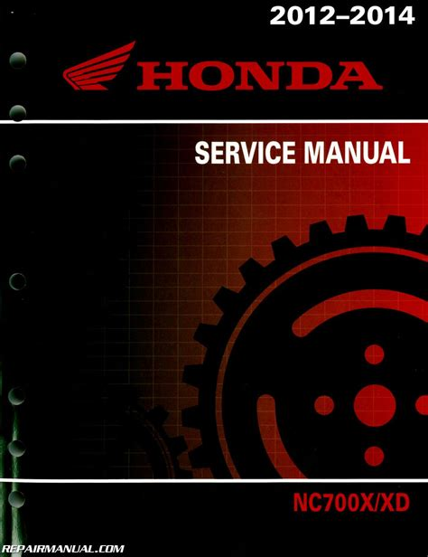 service and repair manuals 2009 honda element security system 2012 2015 honda nc700x xd service manual repairmanual com ebay