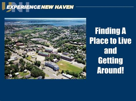 A Place To Live Ppt Finding A Place To Live And Getting Around Powerpoint Presentation Id 1580679