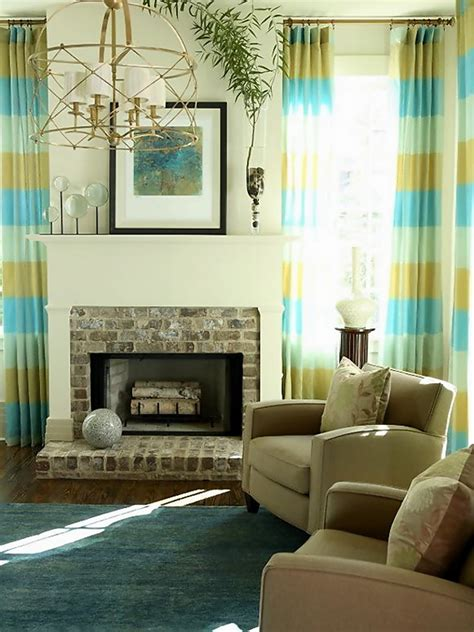 Windows Treatment Ideas For Living Room | the best living room window treatment ideas stylish eve