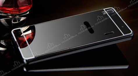 Miror A7000 eiroo mirror lenovo a7000 metal kenarl箟 aynal箟 siyah
