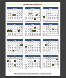 Search Results For Sri Lankan Holiday Calendar 2015 Pdf Calendar 2015