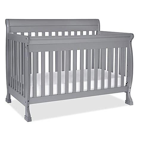 Davinci Kalani 4 In 1 Convertible Crib In Grey Bed Bath Mattress For Davinci Kalani Crib