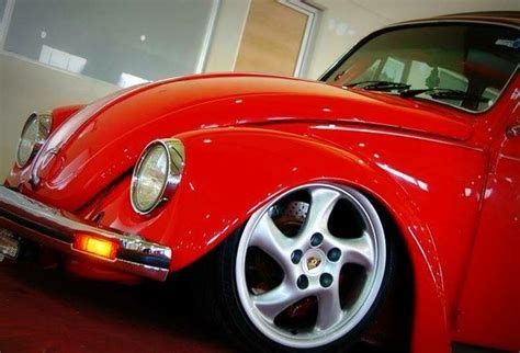 porsche volkswagen beetle volkswagen beetle with porsche wheels