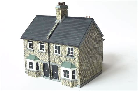 semi detached house druhy domů v angličtině types of housing