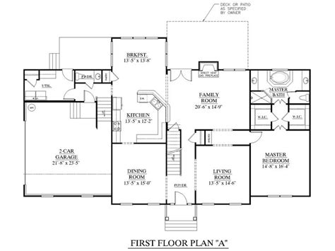 house plan 3120 c pendleton floor traditional