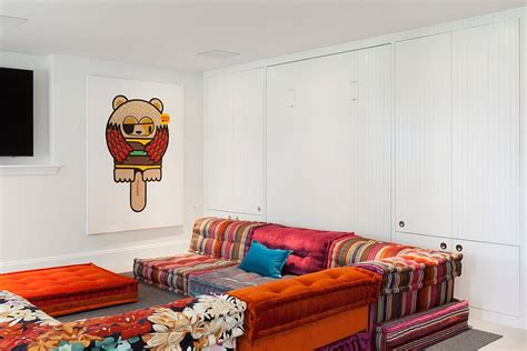 perfect blend combing playroom guestroom style
