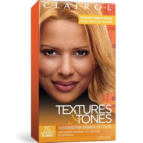 texture and tones color chart clairol textures tones permanent hair color dye kit 1