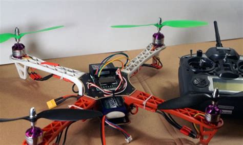 Harga Drone Fotografi by Quadcopter Parts List What You Need To Build A Diy