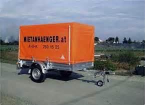 Anh Nger Mieten Wien by Anh 228 Nger Vermietung Und Verleih Avk Wien