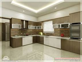 Interior Design Of A Kitchen by Kitchen And Dining Interiors Kerala Home Design And