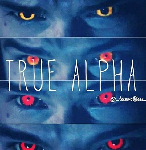 True Alpha #TeenWolf | • тv | Teen Wolғ • | Pinterest ... Awesome Pictures Of Werewolves