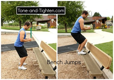 benching workout outdoor bootc workout no equipment tone and tighten