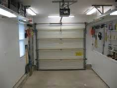 One Car Garage Ideas Gallery For Gt Single Car Garage Organization Ideas