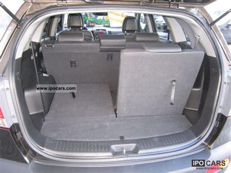 Kia Sorento 7 Seats 2009 Kia Sorento 2 2 Crdi Spirit Automatic 7 Seater Car