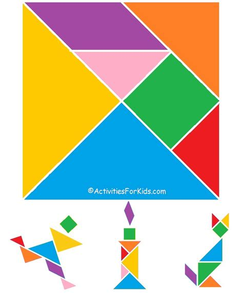 new year tangram activities printable tangrams new year activity