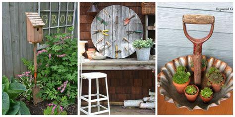 9 kitchen craft ideas home and garden repurposed gardening tools gardening tools