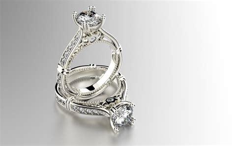 white gold vs platinum a h fisher diamonds bank nj