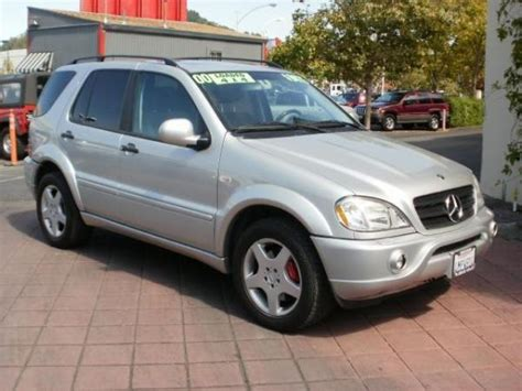 mercedes benz ml55amg 2000 2000 mercedes benz ml55 amg information and photos momentcar