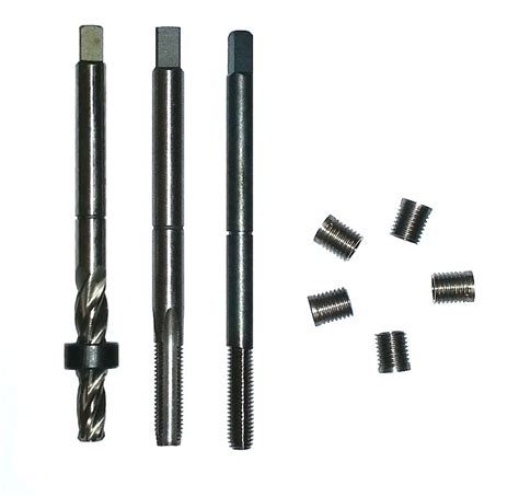 Thread Repair Kit Krisbow M18x1 5mm 1 5d Length Kw0201056 time sert miscellaneous kits used in various application bolt repair stripped