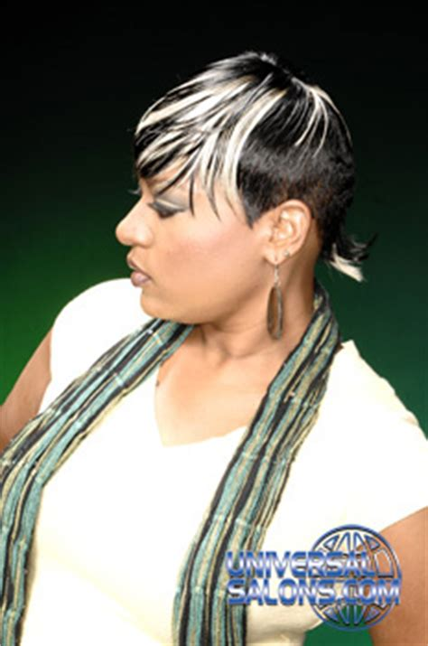 quickweave tapered short hairstyles part 6