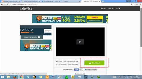 download video tutorial gambar anime cara download video naruto di anime indo