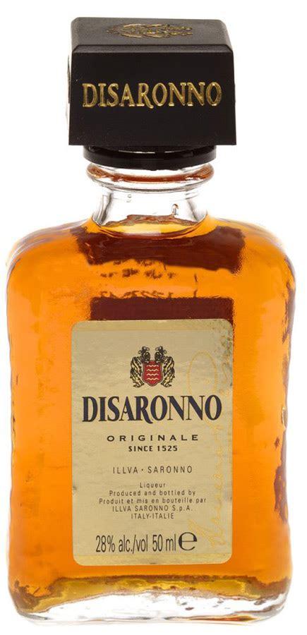disaronno amaretto 50ml miniature disaronno bottles