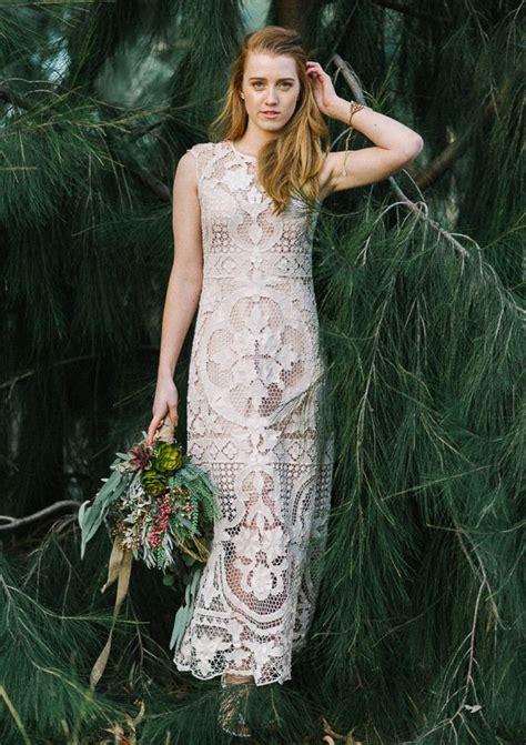 Vintage Wedding Hair Melbourne by 17 Best Images About Vintage Bohemian Lace Wedding Dresses
