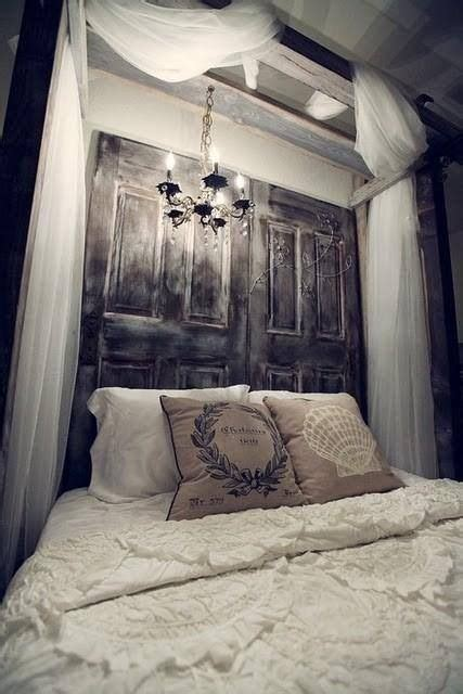 repurpose old headboard lovely repurposed old doors as headboard for the home