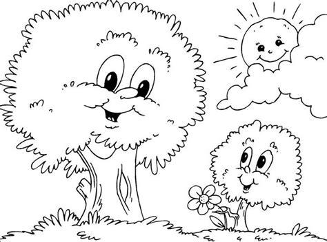imagenes para dibujar naturaleza dibujos de la naturaleza dibujos