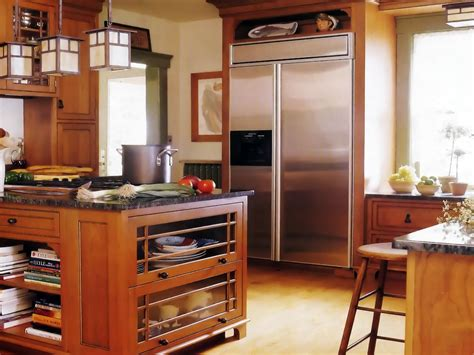 furniture style kitchen cabinets mission style kitchen cabinets pictures ideas from hgtv hgtv