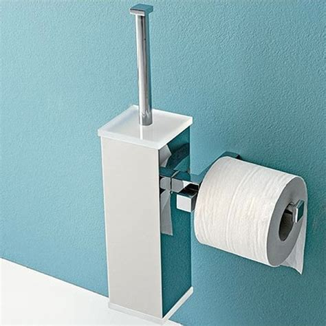 modern toilet paper holder nameeks eden toilet brush and toilet paper holder