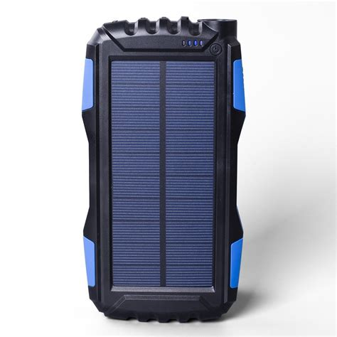 best solar power top 10 best solar power bank charger in 2018 buying guide
