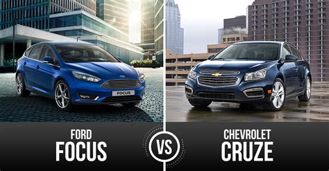 Ford Cruze by Clash Of The Compacts Ford Focus Vs Chevy Cruze